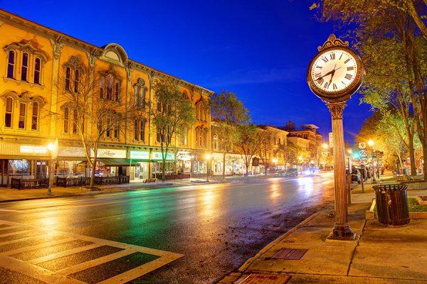 Saratoga Springs, NY